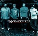 36 Crazyfists : clip pour Reviver - Collisions And Castaways